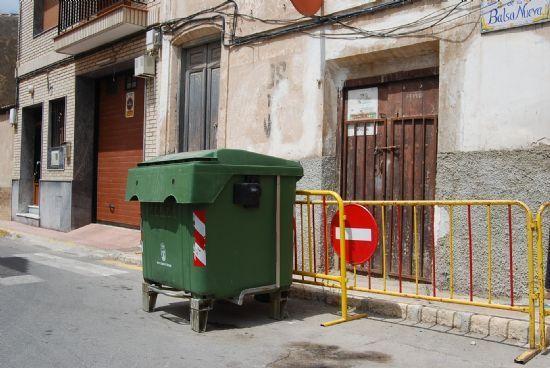 Esta noche no habrá recogida de residuos sólidos urbanos por la festividad de San Martín de Porres, patrón de los trabajadores de este servicio, Foto 1