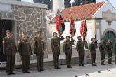 Los Artilleros de Cartagena rinden homenje a sus muertos