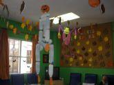 Los usuarios de los Centros de Día de Personas Mayores dependientes celebran Halloween