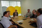 El Ayuntamiento torreño y ASEMOL buscan vías de trabajo común para generar empleo