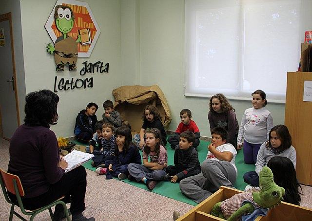 La Red de Bibliotecas de Puerto Lumbreras organiza numerosas iniciativas culturales a través de una nueva programación mensual - 1, Foto 1