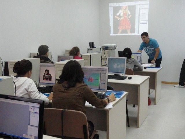 Éxito del curso de diseño gráfico convocado por la concejalía de Juventud - 1, Foto 1