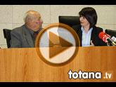 Más de cuarenta personas participan en el curso Guía-acompañante de Totana