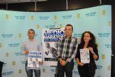 Mil corredores en la Media Maratón Villa de San Javier 2011