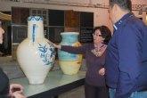 El Centro de Artesanía de Murcia expone una muestra de la alfarería tradicional de Totana