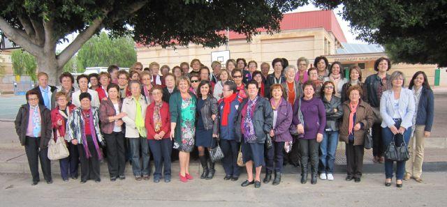 Cerca de 100 mujeres lumbrerenses participan en las jornadas medioambientales ECO-MUJER - 1, Foto 1