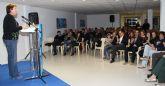 Pilar Barreriro abre la campaña electoral del Partido Popular en Puerto Lumbreras