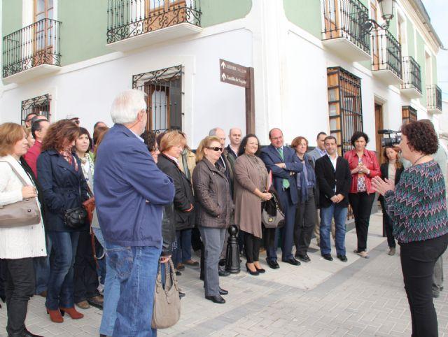 Técnicos de la dirección general de Territorio y Vivienda desarrollan una jornada de trabajo en Puerto Lumbreras - 2, Foto 2
