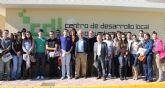40 alumnos del Máster de Desarrollo Local y Empleo de la UMU participan en una jornada práctica sobre las medidas de desarrollo y empleo