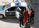 La Guardia Civil detiene a los responsables de la agresión ocurrida en una zona de ocio de Abanilla