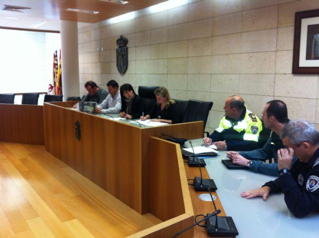 La Junta de Seguridad Ciudadana trabaja en el Plan contra las sustracciones en instalaciones agr�colas y ganaderas, Foto 1