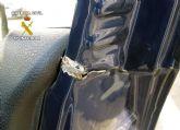 La Guardia Civil detiene a una pareja dedicada a cometer robos con fuerza en vehículos en San Javier