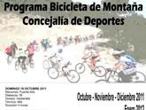 Continúa abierto el plazo de inscripción para participar en la ruta de bicicleta de montaña Casa de la Carrasca