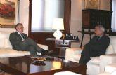 El Gobierno Regional se compromete a desdoblar la carretera entre Mazarrón y Puerto durante esta legislatura