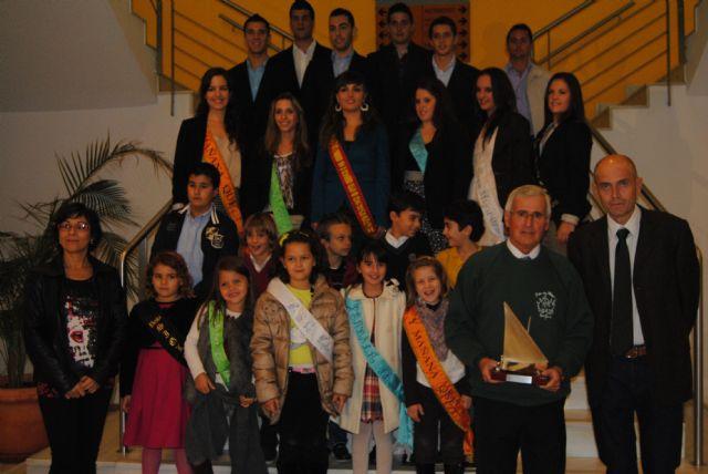 Raquel Ortuño elegida reina de las fiestas 2011 - 1, Foto 1