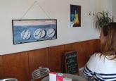 El talento de los alumnos del taller municipal de pintura torreño, a escena