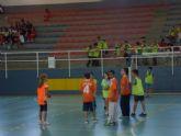 Hoy se disputa la primera jornada alevín de deporte escolar