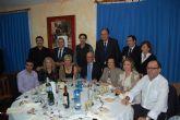 El 'Área Comercial Las Torres' celebró su 'I Cena de Gala'