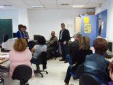 Curso de Inicio en Informática para el reciclaje de ciudadanos en general organizado por la Concejalía de Igualdad
