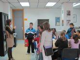 Alumnos del Ricardo y Codorniu visitan el Archivo municipal