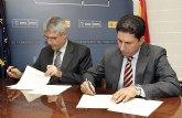 El Gobierno de la Región de Murcia y Fomento firman un protocolo para el desarrollo de la aviación civil en la Comunidad