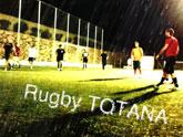 Partido de exhibición del Club de Rugby Totana