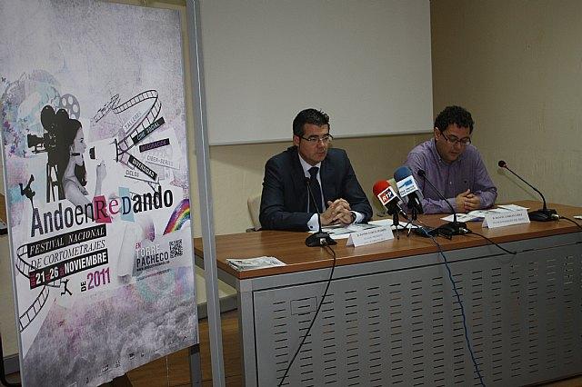 """Presentada la tercera edición del festival nacional de cortometrajes """"Andoenredando"""" - 1, Foto 1"""
