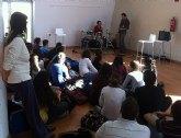 La concejalía de Juventud acerca el Centro de Ocio y Artes Emergentes a los institutos del municipio