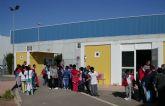 Escolares del 'Severo Ochoa' visitan el ecoparque de Los Urreas