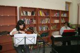 Poesía y Música en el IES Los Molinos