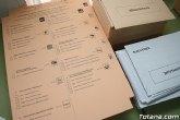 La jornada electoral se desarrolla con total normalidad en Totana, en la que se registró una participación del 76,35%