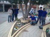 Barrios-ADLE comienza la formación práctica en Los Dolores y Barrio Peral