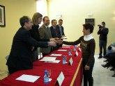 Sotoca clausura en Archena un taller de empleo en el que se han formado 24 desempleados
