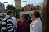 Éxito de participación en los talleres y juegos organizados en la plaza Balsa Vieja
