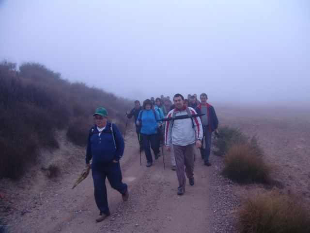 A total of 27 walkers gather at the route organized last weekend in the deputation of the Raiguero by the Department of Sports, Foto 2