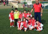 El gran juego y la deportividad protagonizan la Liga de Futbol base