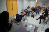 Los empleados municipales se forman sobre proyectos europeos en Las Torres de Cotillas