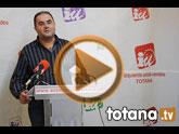 IU valora muy positivamente los resultados electorales del 20N en Totana