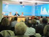 Miguel Ángel Cámara, secretario general del PP: 'Murcia es la capital española con mayor apoyo al PP'
