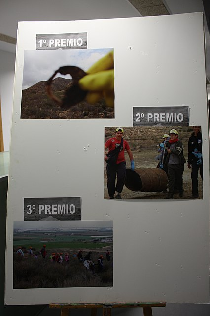 Entregados los premios del concurso de fotografía celebrado el día de limpieza del Cabezo Gordo - 2, Foto 2
