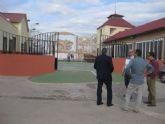 Alumnos del programa Empleo Saludable hacen prácticas en el Centro Cívico de El Algar