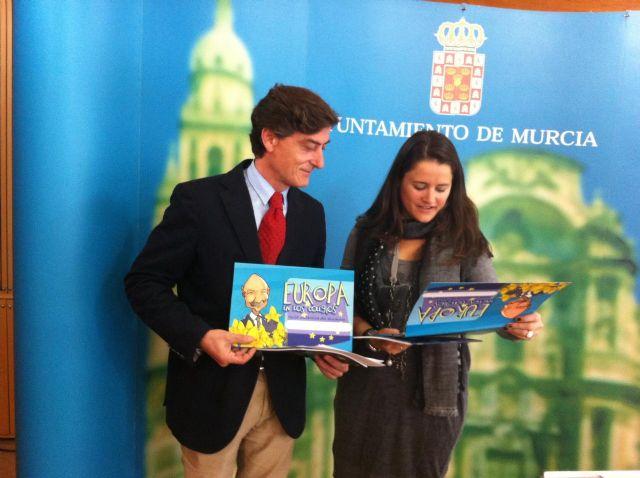 Talleres y sesiones didácticas en 30 colegios del municipio para que los estudiantes conozcan más sobre la Unión Europea - 1, Foto 1