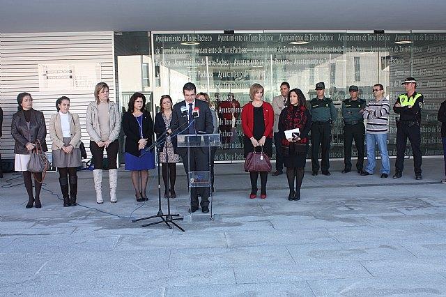Torre-Pacheco celebra el día contra la violencia de género - 2011 - 1, Foto 1