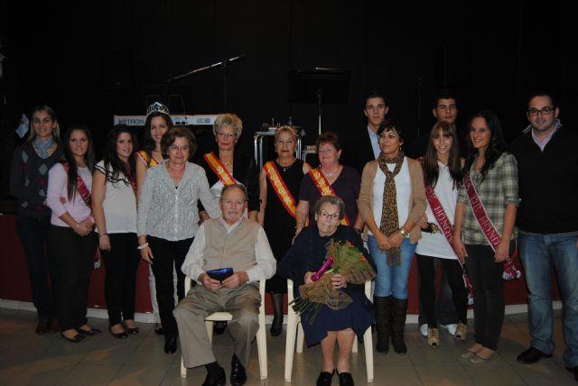 Donelio Alarcón y Consuelo Conesa elegidos Abuelos Mayores del Baile - 1, Foto 1