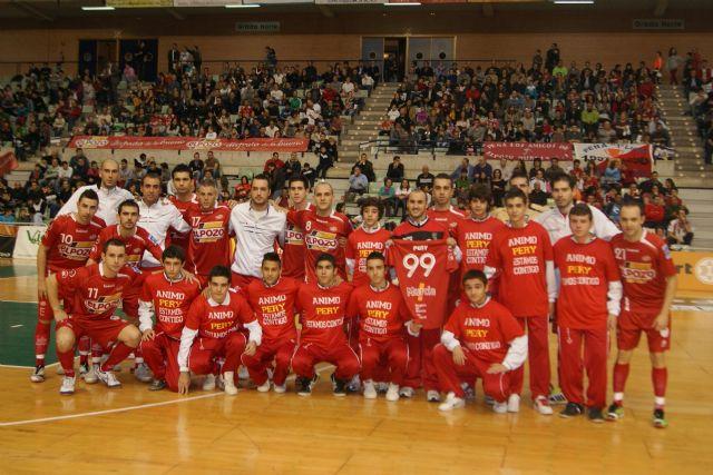 Homenaje a Pery, jugador de CD Murcia FS - 1, Foto 1