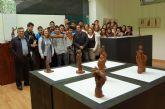 Los alumnos del centro torreño de FP 'La Salceda', de visita cultural