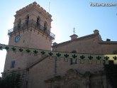 La celebración del mercado medieval este fin de semana y actuaciones musicales abren el programa de actividades organizadas con motivo de la fiestas en honor a Santa Eulalia 2011