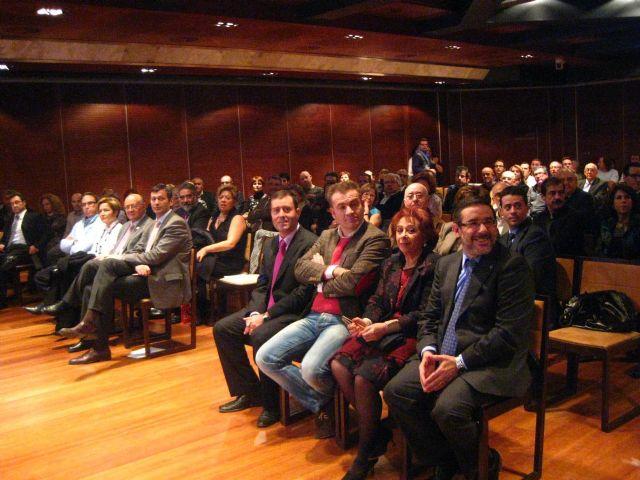 Miguel Cascales participa en la VII Gala de la Federación de Montañismo de la Región de Murcia - 2, Foto 2