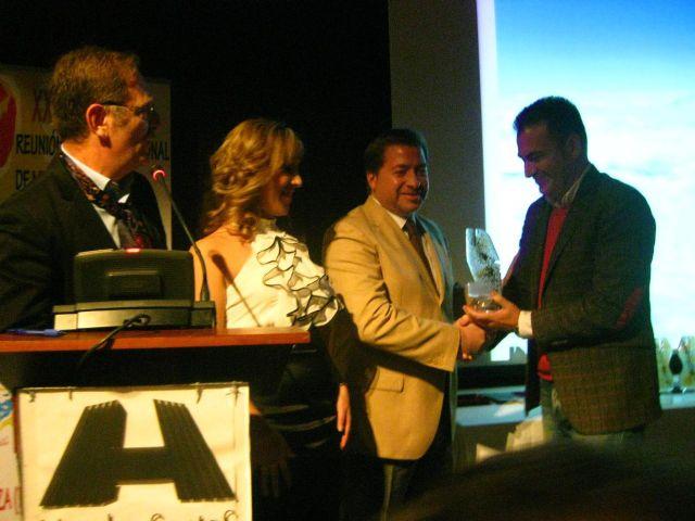 Miguel Cascales participa en la VII Gala de la Federación de Montañismo de la Región de Murcia - 3, Foto 3