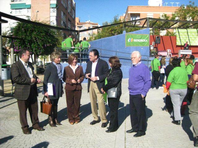 Pelegrín apoya las VI Jornadas de Voluntariado Región de Murcia - 1, Foto 1